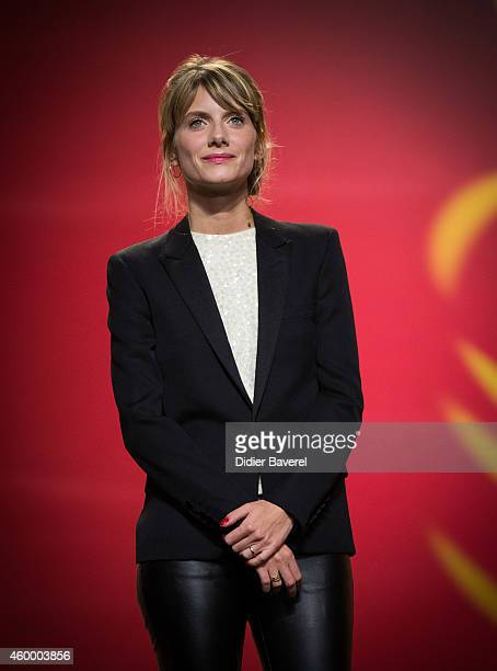 Melanie Laurent attends the 14th Marrakech International Film Festival Opening Ceremony on December 5 2014 in Marrakech Morocco