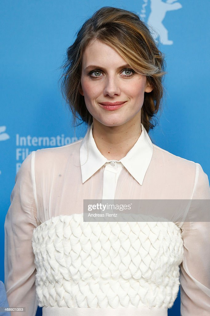Melanie Laurent attends the 'Aloft' photocall during 64th Berlinale International Film Festival at Grand Hyatt Hotel on February 12, 2014 in Berlin, Germany.