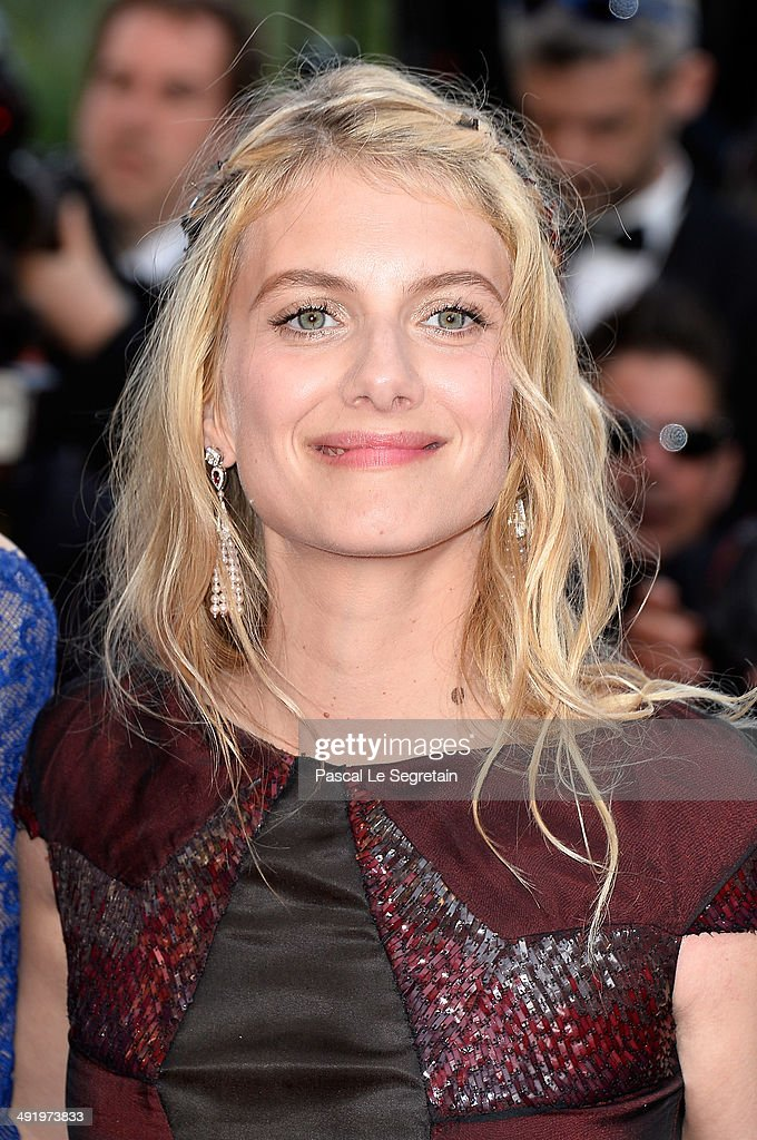 Melanie Laurent attends 'The Homesman' Premiere at the 67th Annual Cannes Film Festival on May 18, 2014 in Cannes, France.