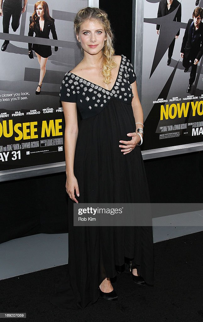 Melanie Laurent attends the 'Now You See Me' New York Premiere at AMC Lincoln Square Theater on May 21, 2013 in New York City.
