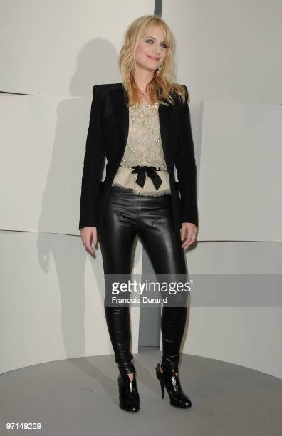Melanie Laurent during 35th Cesar Film Awards at Theatre du Chatelet on February 27 2010 in Paris France
