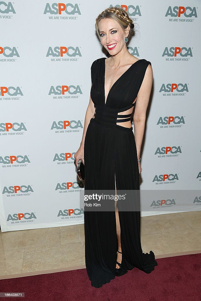 Melanie Lazenby attends the 16th Annual ASPCA Bergh Ball at The Plaza Hotel - 5th Avenue on April 11, 2013 in New York City.