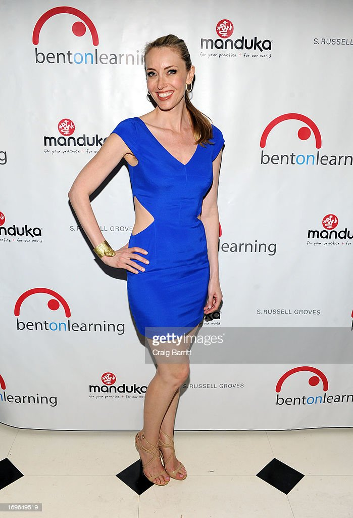 Melanie Lazenby attends the 2013 Bent on Learning Spring Fling Benefit at Indochine on May 29, 2013 in New York City.