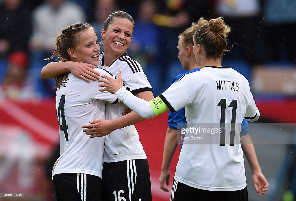 Germany v Slovakia - FIFA Women's World Cup 2015 Qualifier