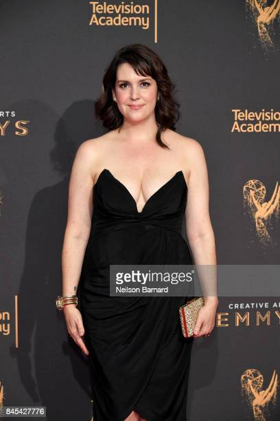 Melanie Lynskey attends day 2 of the 2017 Creative Arts Emmy Awards on September 10 2017 in Los Angeles California