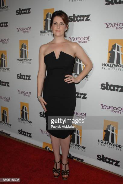 Melanie Lynskey attends HOLLYWOOD FEST HONORS TODAY'S BIGGEST STARS AT THE 13TH ANNUAL HOLLYWOOD AWARDS GALA CEREMONY at Beverly Wilshire Hotel on...
