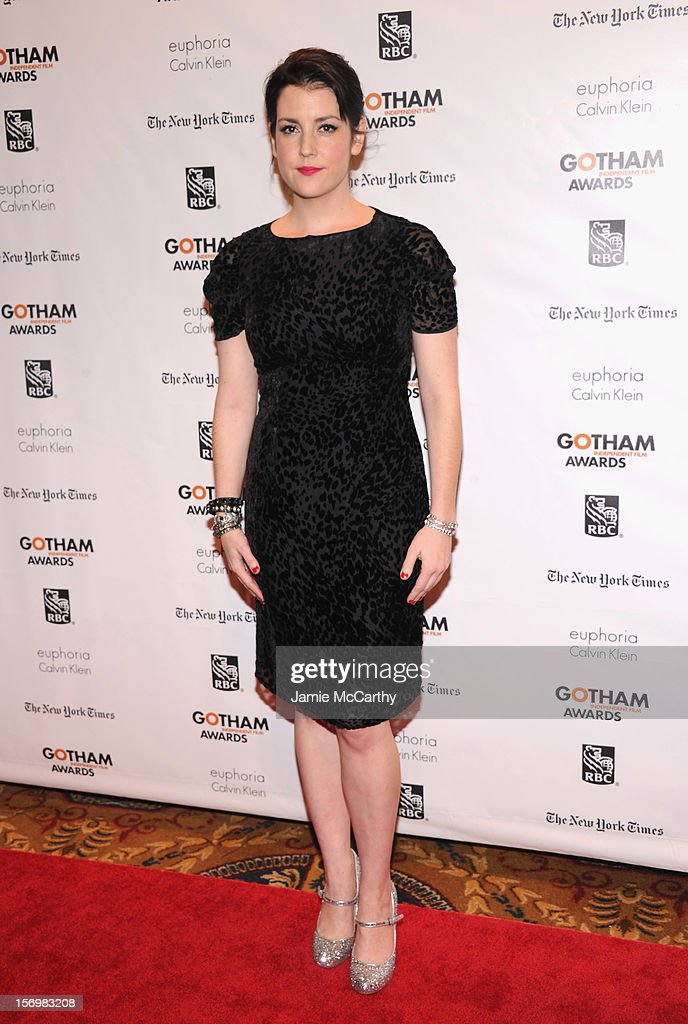 Melanie Lynskey attends the 22nd Annual Gotham Independent Film Awards at Cipriani Wall Street on November 26, 2012 in New York City.