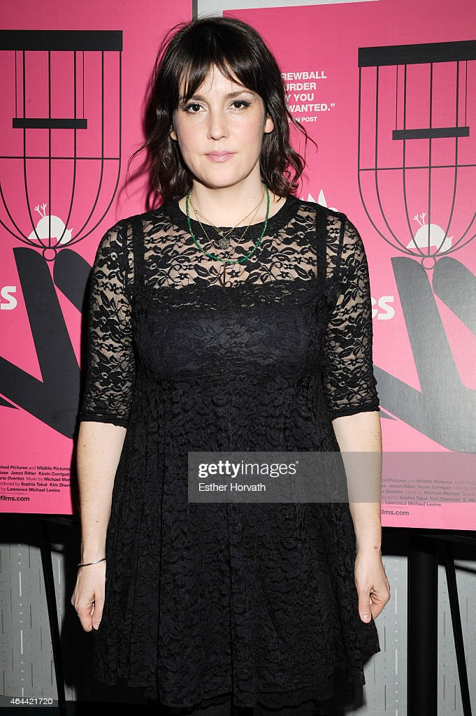 Melanie Lynskey attends 'Wild Canaries' New York Premiere at IFC Center on February 25, 2015 in New York City.