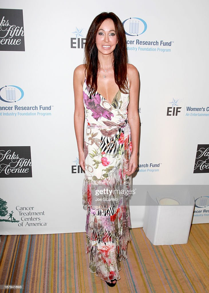 """Melanie Mar attends EIF Women's Cancer Research Fund's 16th Annual """"An Unforgettable Evening"""" presented by Saks Fifth Avenue at the Beverly Wilshire Four Seasons Hotel on May 2, 2013 in Beverly Hills, California."""