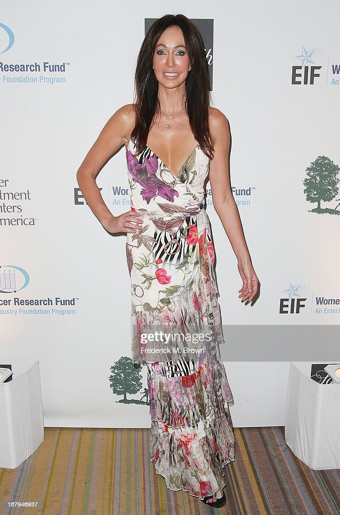 Melanie Mar attends the EIF Women's Cancer Research Fund's 16th Annual 'An Unforgettable Evening' presented by Saks Fifth Avenue at the Beverly Wilshire Four Seasons Hotel on May 2, 2013 in Beverly Hills, California.