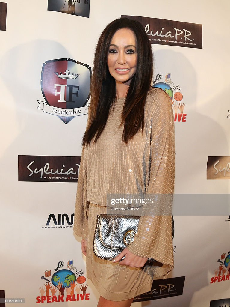 Melanie Mar attends the Femdouble Producers Choice Honorees Gala at Bel Air Ship Mansion on February 8, 2013 in Belair, California.