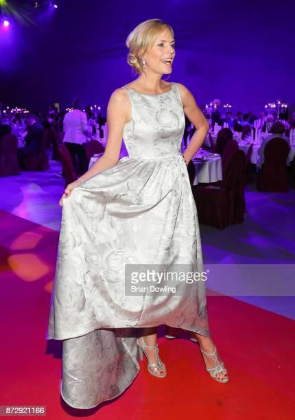 Melanie Marschke attends the TULIP Gala 2017 at MetropolisHalle on November 11 2017 in Potsdam Germany