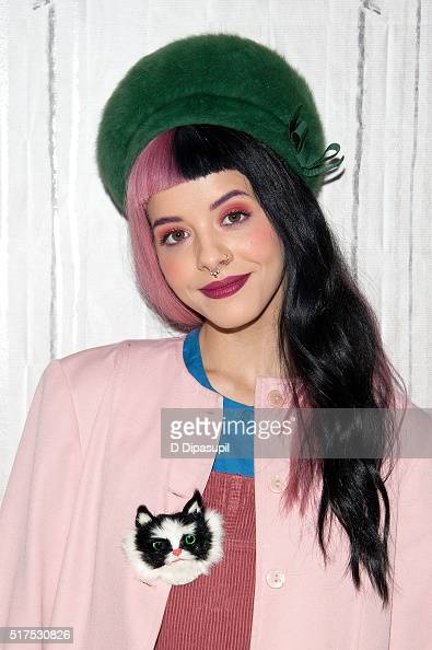 Melanie Martinez attends the AOL Build Speaker Series to discuss 'Cry ...