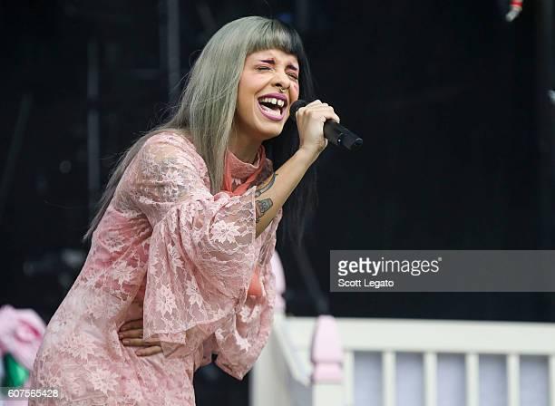 Melanie Martinez performs during Music Midtown 2016 at Piedmont Park on September 18 2016 in Atlanta Georgia