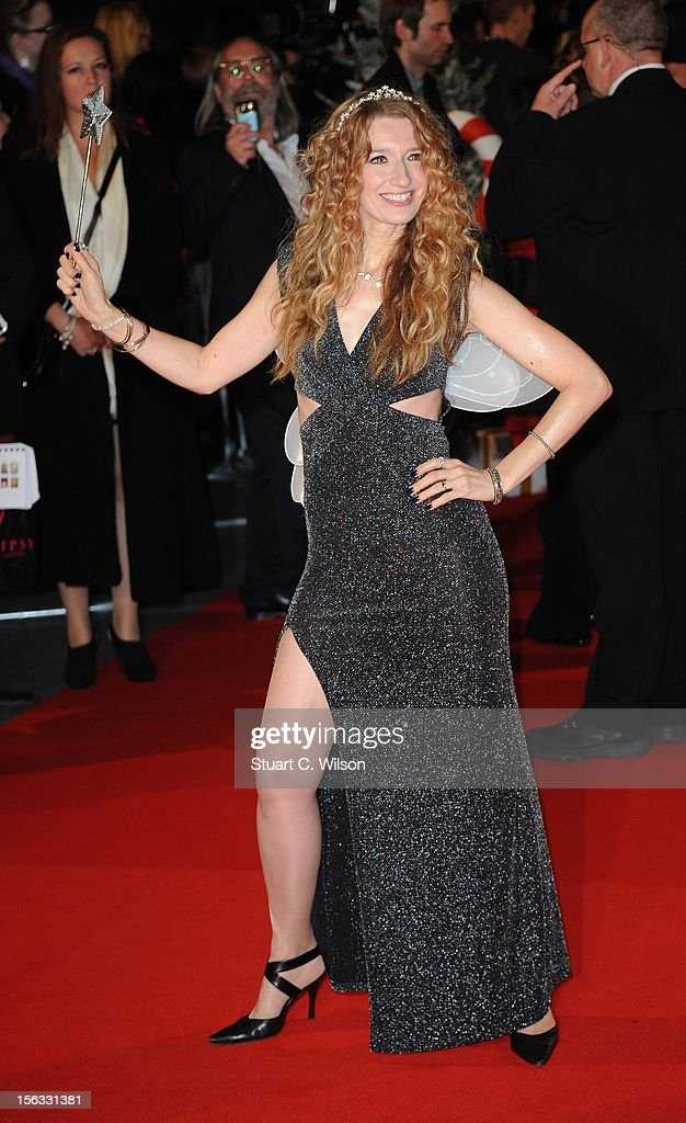 Danger In The Manger' premiere at Empire Leicester Square on November 13, 2012 in London, England.