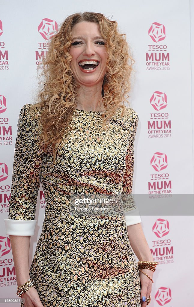 Melanie Masson attends the Tesco Mum of the Year awards at The Savoy Hotel on March 3, 2013 in London, England.