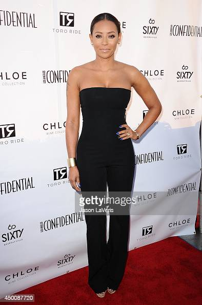 Melanie 'Mel B' Brown attends Los Angeles Confidential Magazine's Women of Influence issue event at SIXTY Beverly Hills on June 4 2014 in Beverly...