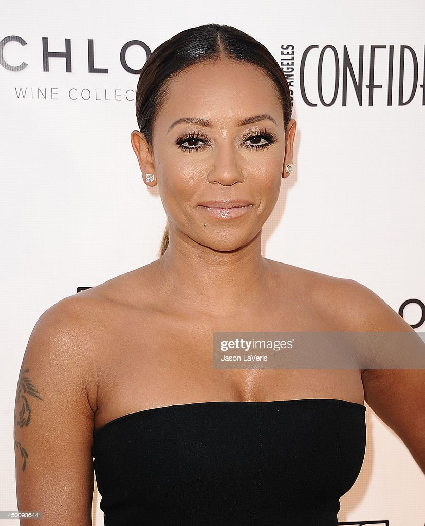 Melanie 'Mel B' Brown attends Los Angeles Confidential Magazine's Women of Influence issue event at SIXTY Beverly Hills on June 4, 2014 in Beverly Hills, California.