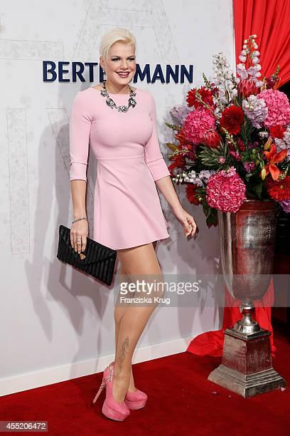 Melanie Mueller attends the Bertelsmann Summer Party at the Bertelsmann representative office on September 10 2014 in Berlin Germany