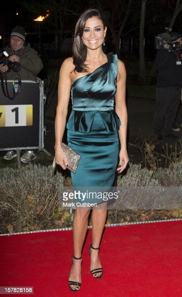 Melanie Sykes attends the Sun Military Awards at Imperial War Museum on December 6 2012 in London England