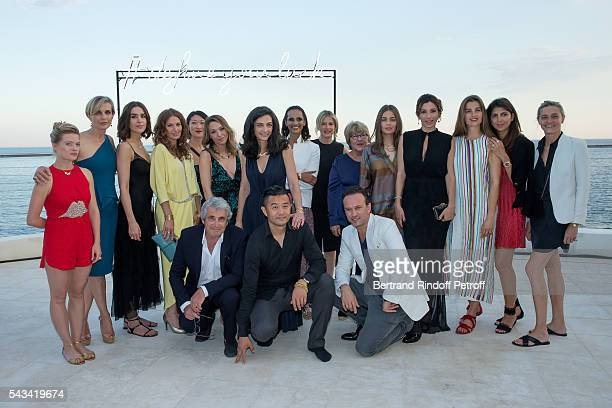 Fred Celebrates 80 Years Of Creation At Cap Estel - Eze - France