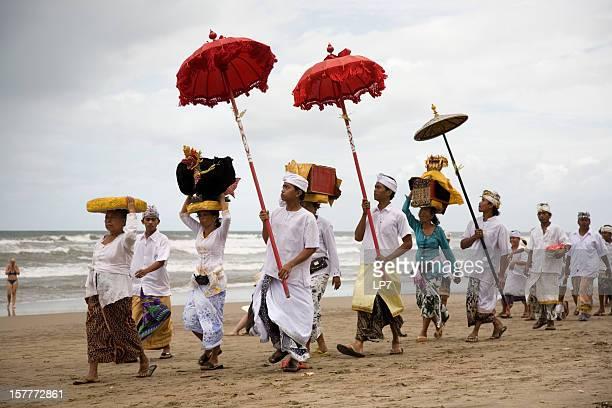 Melasti Day in Bali