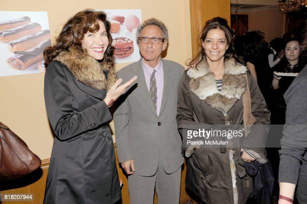 Melba Ruffo DiCalabria Steven Aronson and Carolina Iving attend La Nuit du Gateau at La Maison du Chocolat at La Maison du Chocolat on November 3...