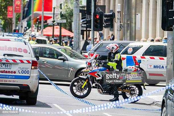Melbourne, Bourke street