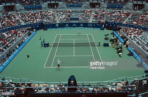 Melbourne Centre Court