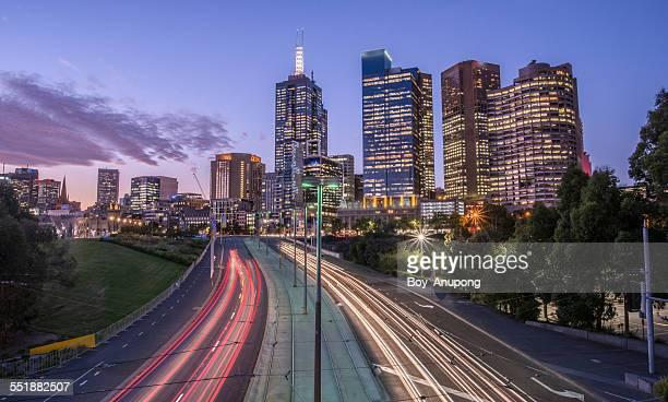 Melbourne city, Victoria, Australia.