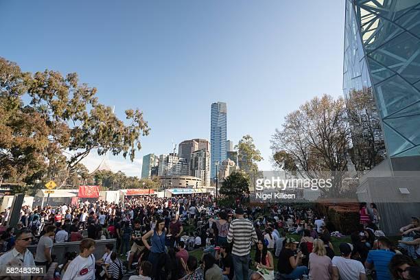 Melbourne food market