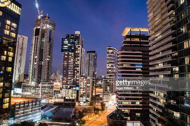 Melbourne Highrise