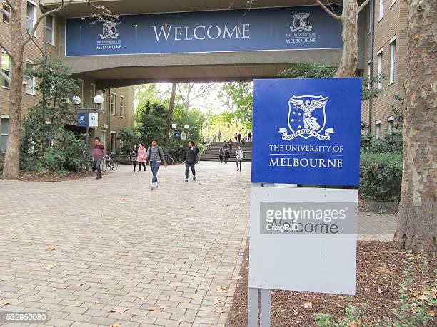 Melbourne University Entrance