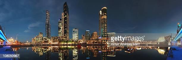 Melbourne's Southbank Promenade