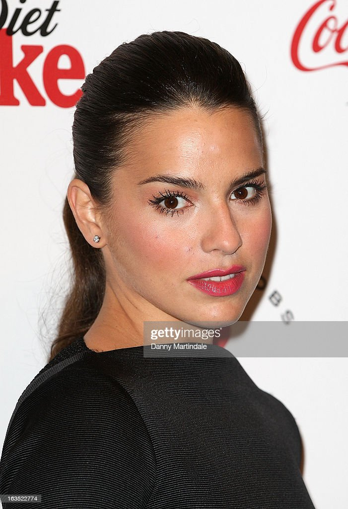 Melia Kreiling attends the launch party announcing Marc Jacobs as the Creative Director for Diet Coke in 2013 on March 11, 2013 in London, England.