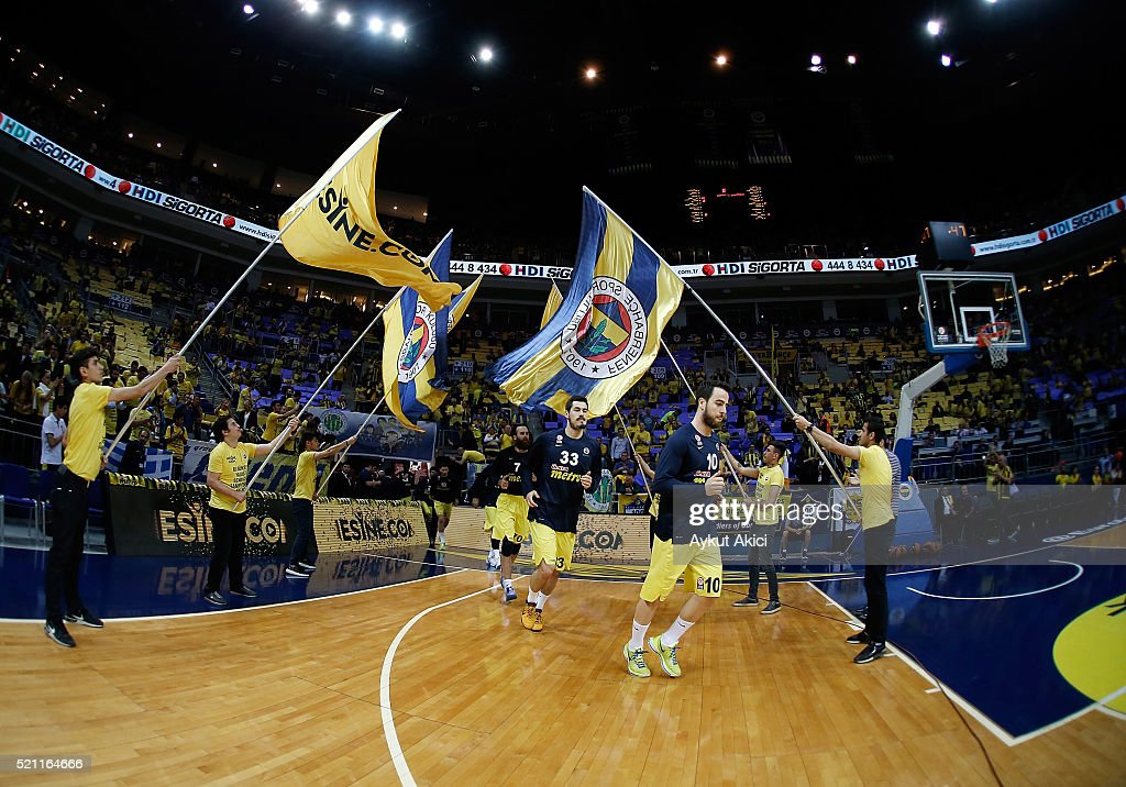 fenerbahce real madrid basketball