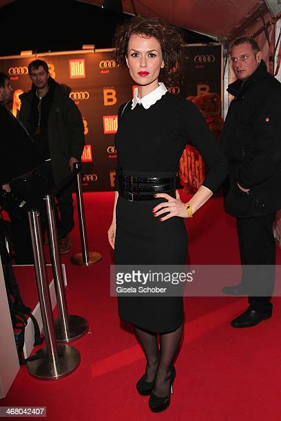 Melika Foroutan attends the Bild 'Place to B' Party during the 64th Berlinale International Film Festival on February 8 2014 in Berlin Germany