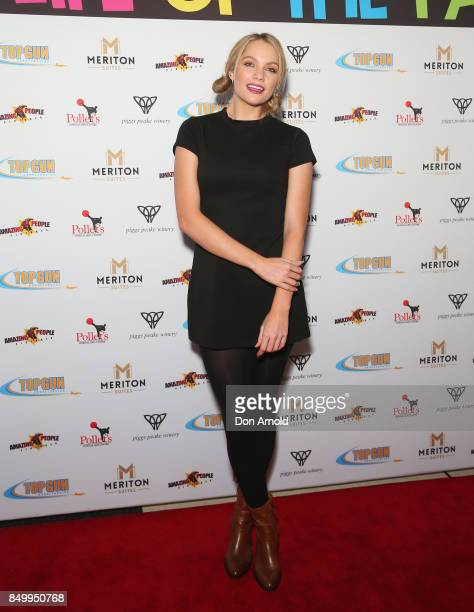 Melina Vidler arrives ahead of the Sydney premiere of Life of the Party on September 20 2017 in Sydney Australia