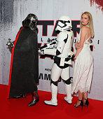 Star Wars: The Last Jedi Sydney Screening - Arrivals