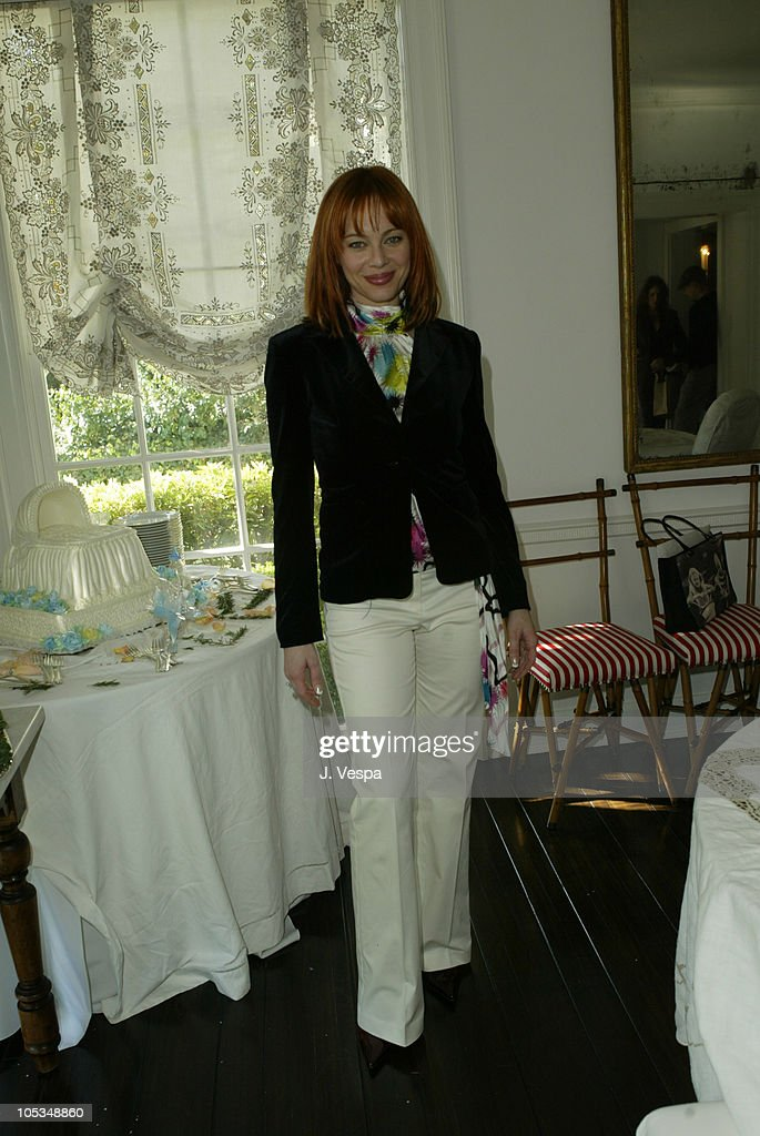 Melinda Clark during Charlotte Ross' Baby Shower at Private Home in Los Angeles, California, United States.