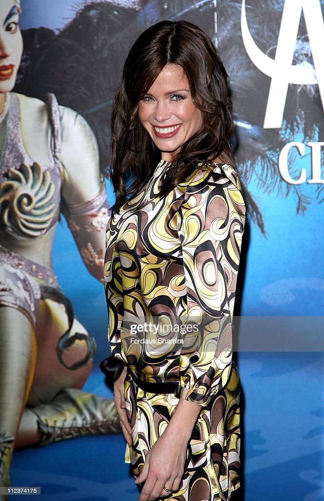 "Cirque du Soleil's ""Alegria"" - VIP Press Night - Arrivals"