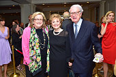 Melinda vanden Heuvel Matilda Cuomo and William vanden Heuvel attend The Municipal Art Society of New York 2016 Jacqueline Kennedy Onassis Medal at...