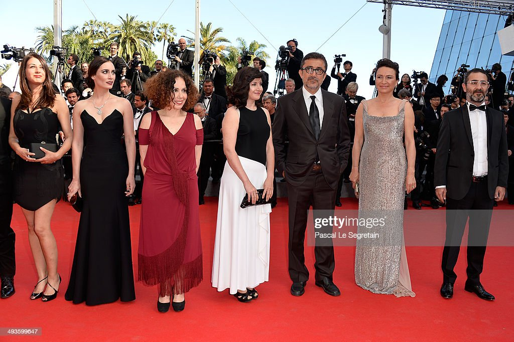 Closing Ceremony and Fistful of Dollars Screening - The 67th Annual Cannes Film Festival