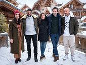 22nd L'Alpe D'Huez International Comedy Film : Day Three