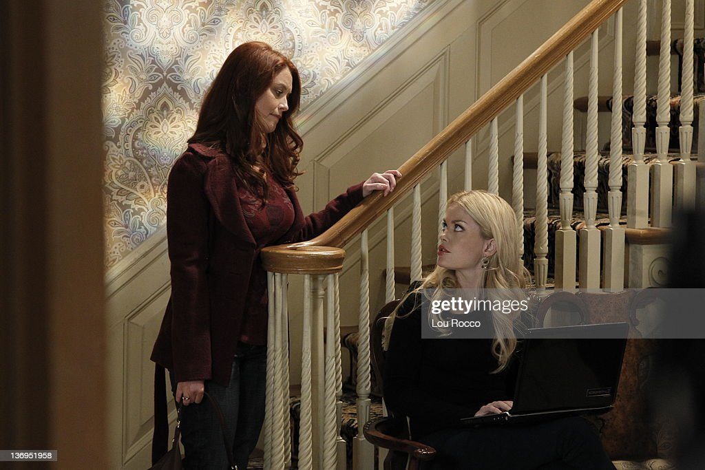 LIVE - Melissa Archer (Natalie) and Bree WIllamson (Jessica) in a scene that airs the week of January 9, 2012 on ABC Daytime's 'One Life to Live.' 'One Life to Live' airs Monday-Friday (2:00 p.m. - 3:00 p.m., ET) on the ABC Television Network. WILLIAMSON