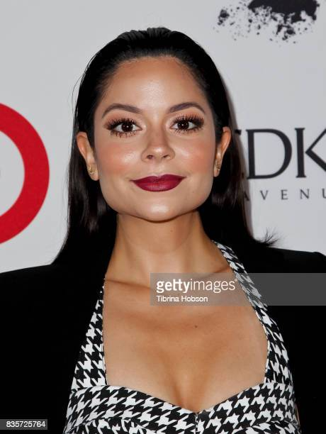 Melissa Carcache attends the NYX Professional Makeup's 6th annual FACE Awards at The Shrine Auditorium on August 19 2017 in Los Angeles California