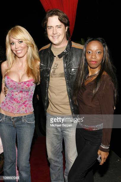 Melissa Cunningham Jeremy London and Charmaine Blake