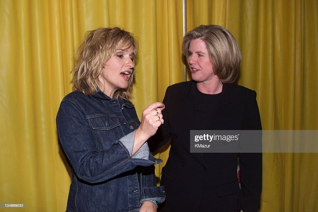 <a gi-track='captionPersonalityLinkClicked' href=/galleries/search?phrase=Melissa+Etheridge&family=editorial&specificpeople=206313 ng-click='$event.stopPropagation()'>Melissa Etheridge</a> and <a gi-track='captionPersonalityLinkClicked' href=/galleries/search?phrase=Tipper+Gore&family=editorial&specificpeople=204581 ng-click='$event.stopPropagation()'>Tipper Gore</a> during Equality Rocks Concert at RFK Stadium - April 29, 2000 at RFK Stadium in Washington, D.C., United States.