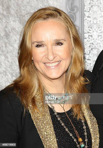 Melissa Etheridge arrives at the Family Equality Council's Los Angeles Awards dinner held at The Globe Theatre on February 8 2014 in Universal City...