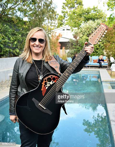 Melissa Etheridge attends at the Women in Film spotlights women composers and songwriters on May 7 2016 in Los Angeles California
